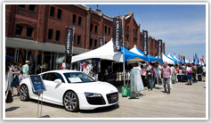 LE VOLANT CARS MEET 2014