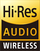HiRes AUDIO WIRELESS