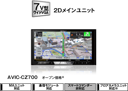 AVIC-CZ700