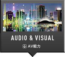 Audio & Visual AV能力