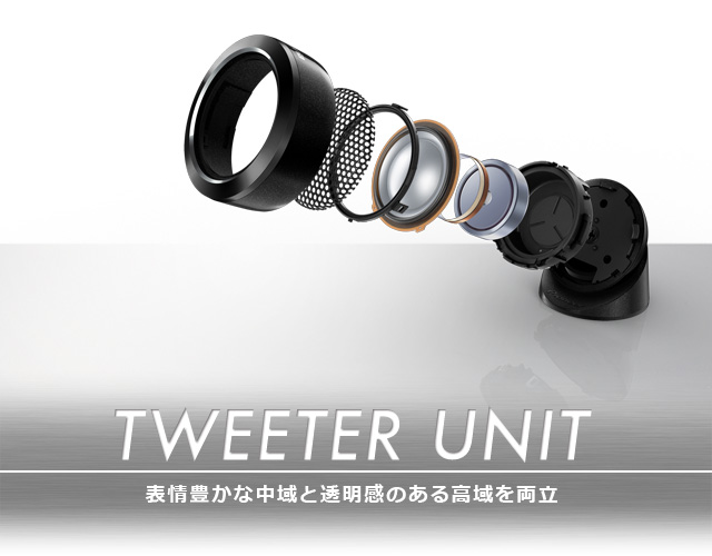 TWEETER UNIT