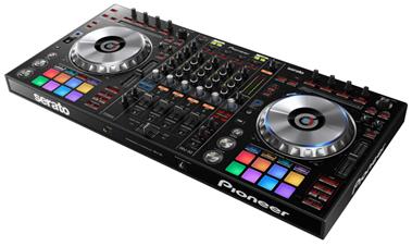 DJコントローラー「DDJ-SZ」