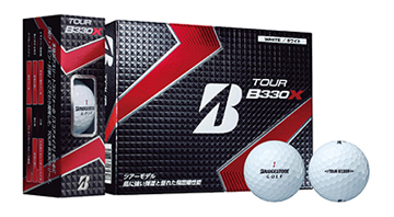 BRIDGESTONE GOLF TOUR B330X