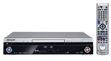Pioneer Renews Its Lineup of DVD Recorders with Built-in HDD to Suit Customers' Increasingly Diverse Lifestyles in Japan
