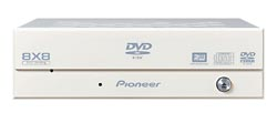 Pioneer Introduces New DVD/CD Writers
