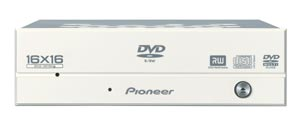 Pioneer Introduces New Internal DVD Writers