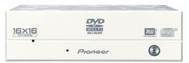 Pioneer Introduces New Internal DVD Multi Writers