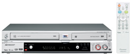 Pioneer Introduces New DVD Recorders with Built-in HDDs