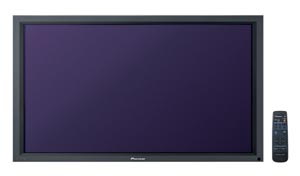 Pioneer Introduces Fourth Generation High-definition Plasma Displays for Industrial Use