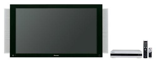 Pioneer Introduces Highly Advanced 4th Generation Plasma TVs