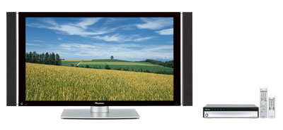 Pioneer Releases New PureVision High-Definition Plasma TVs in Japan
