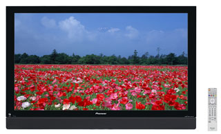 Pioneer Introduces Two New PureVision High-Definition Plasma TVs in Japan