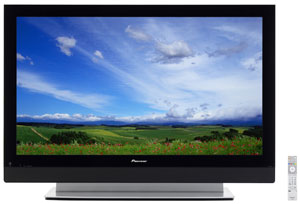 Pioneer To Strengthen Its PureVision High-Definition Plasma Lineup in Japan