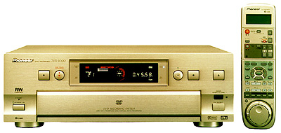 Pioneer Introduces the DVR-2000 DVD Recorder