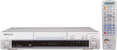 DVD Recording becomes easy and affordable byPioneer's new DVD-R/RW recorder, the