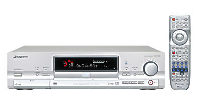 Pioneer introduces its 3rd generation DVD Recorder The