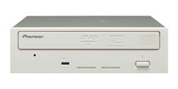 Pioneer to Introduce DVD/CD Writer for PCs