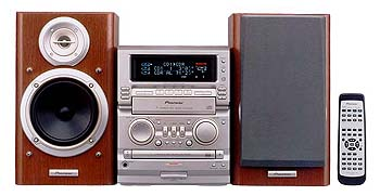 Pioneer Introduces the Industry's FirstMini-System with a Built-in CD-R Recorder