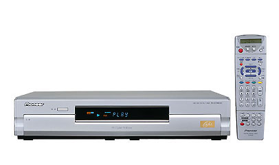 Pioneer Launches SH-DTR 1000 BS Digital Tuner Featuring Built-In Hard Disk Video Recorder