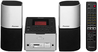Pioneer introduces HDD and MagicGate Memory Stick features to its home and car audio systems